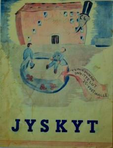 Jyskyn kansi 16.11.1946