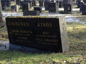 Niilo Kinos