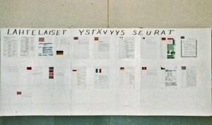 Lahden ystävyysseurojen kv-markkinat Lyseolla kevät 1984_0001