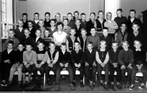 Lahden lyseo 1 A 1961