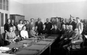 Lahden lyseon opettajia 1961-62