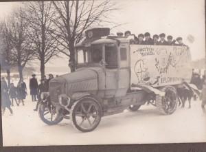 Lyseon penkkarit 1928 1