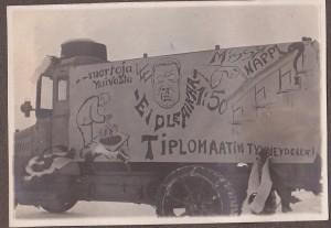 Lyseon penkkarit 1928 4