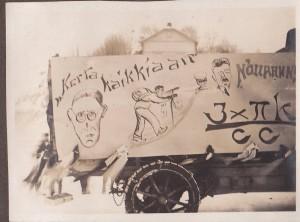 Lyseon penkkarit 1928 5