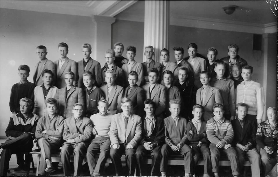 Lyseo 1958