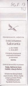 Erkki Saloranta