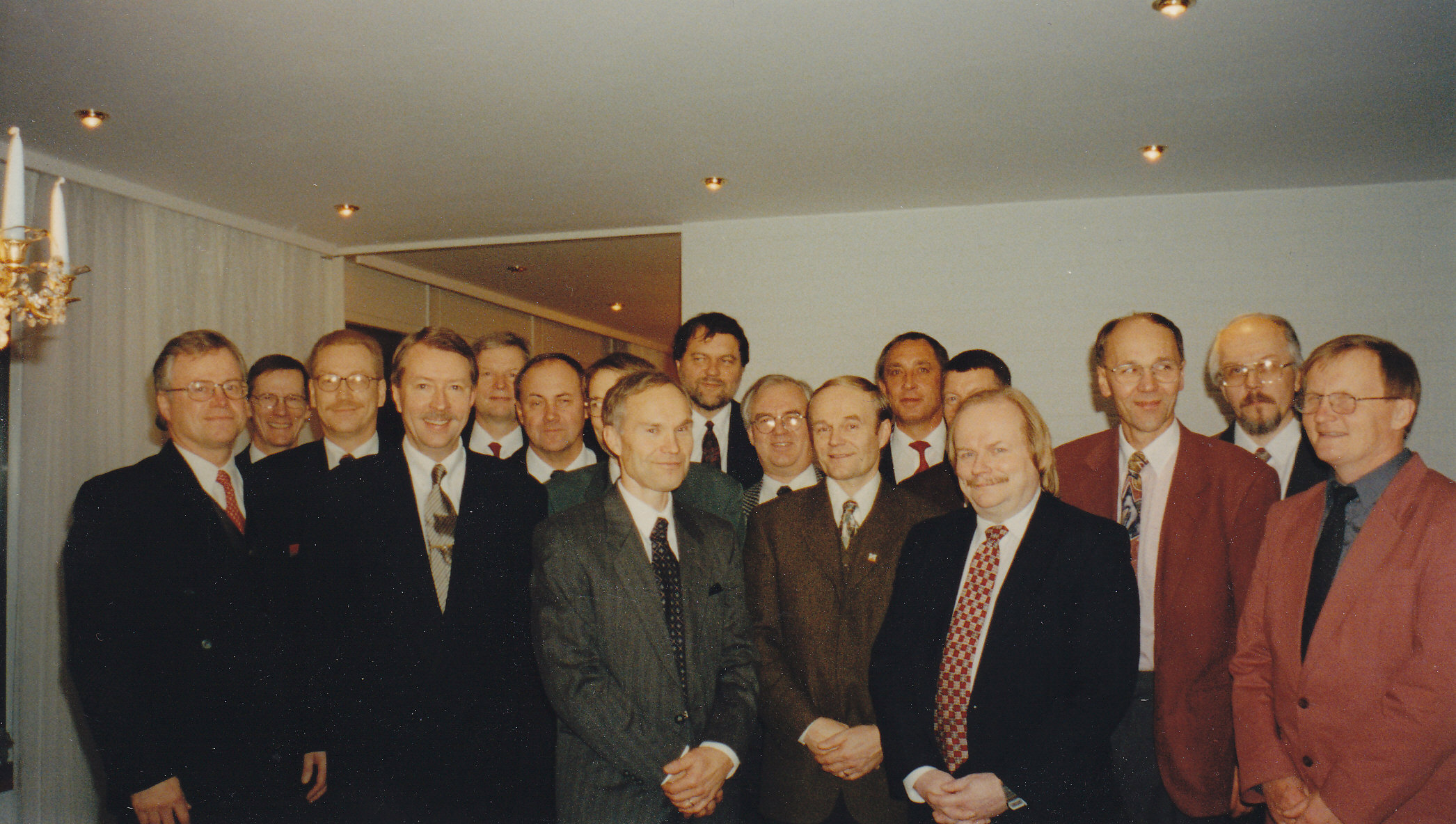 Lyseon 1968 8c luokka 1988