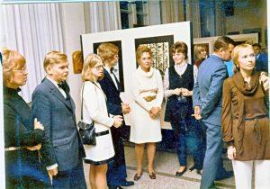 Lahden Lyseo 50 a 1971-10 Marja Tähtinen